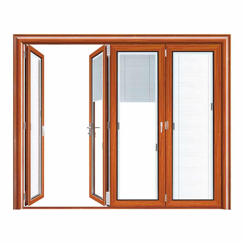 重型大折叠门