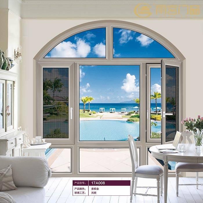 门窗十大品牌立足条件丽宫门窗倾力打造